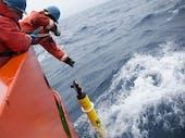 carbon dioxide Antarctica submersible drone climate change