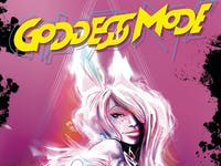 Cover of 'Goddess Mode' #2.