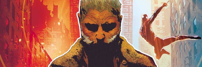Logan Old Man Logan