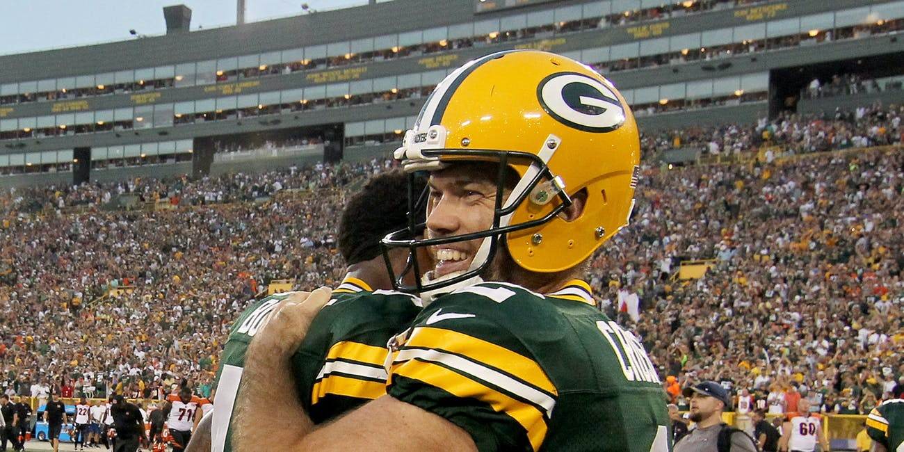For Packers-Bears, Amazon Will Stream a a 'Football for
