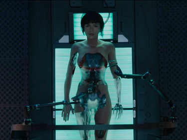 Whitewashed or Awesome? Fans Split Over 'Ghost in the Shell'