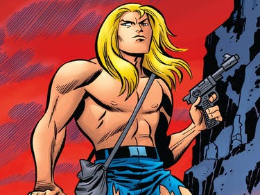 Why It's Plausible Kamandi Could Be in 'Legends of Tomorrow'