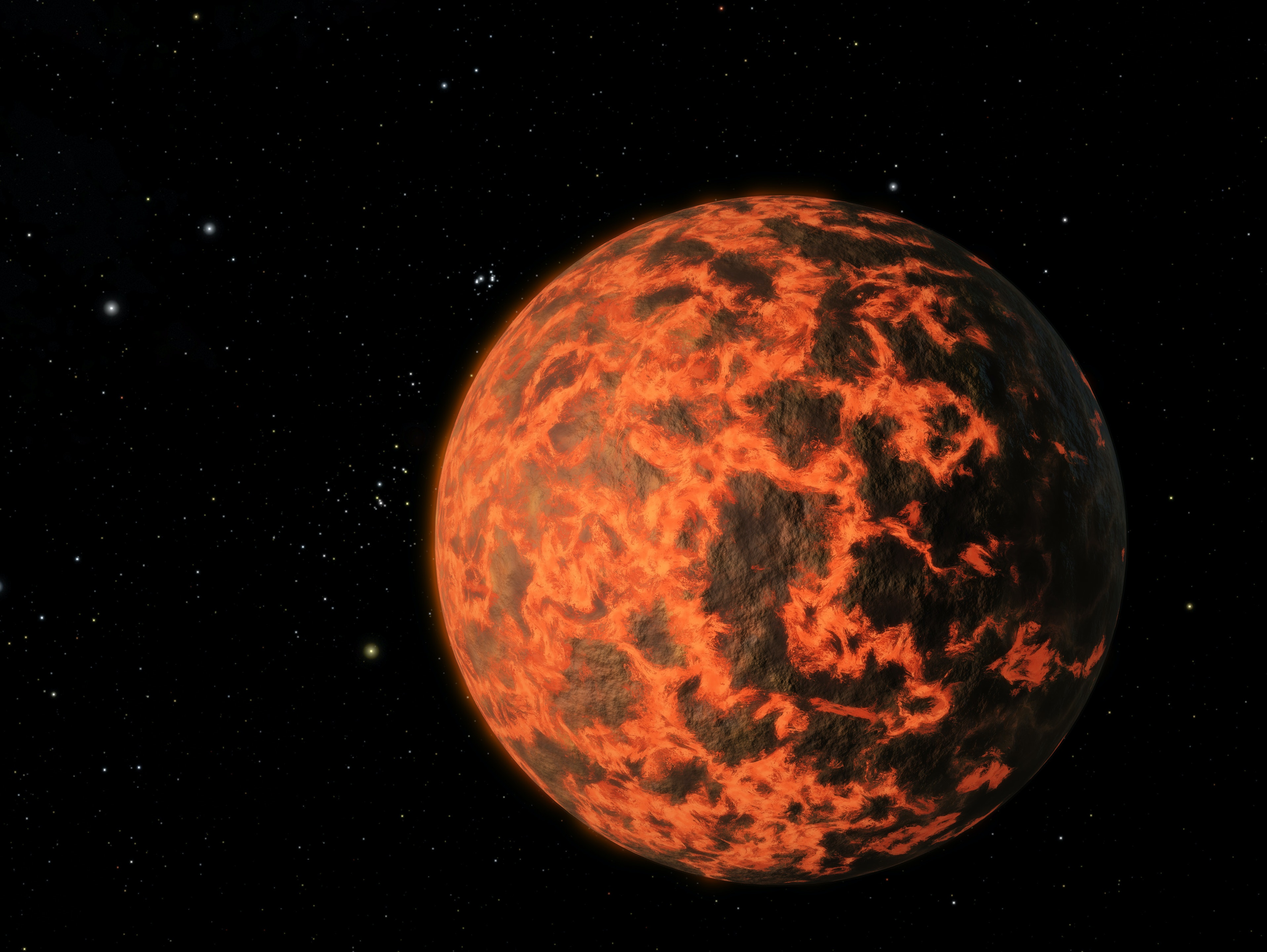 """Astronomers Find 24 New """"Hot Earth"""" Exoplanet Star Systems"""