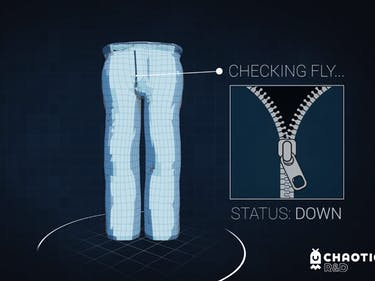 NotiFly's 'SmartPants' Tell You When Your Zipper Is Down (Like a Mirror)