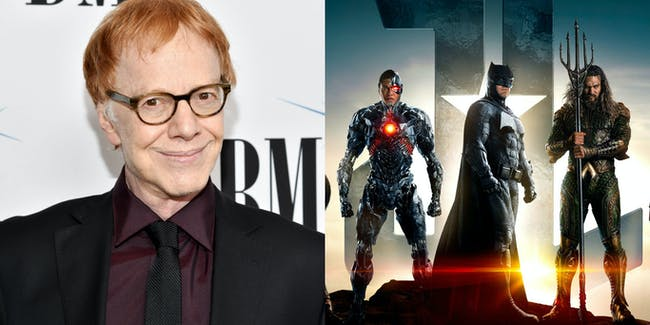 Danny Elfman Justice League