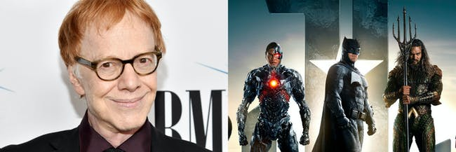 Danny Elfman Justice League