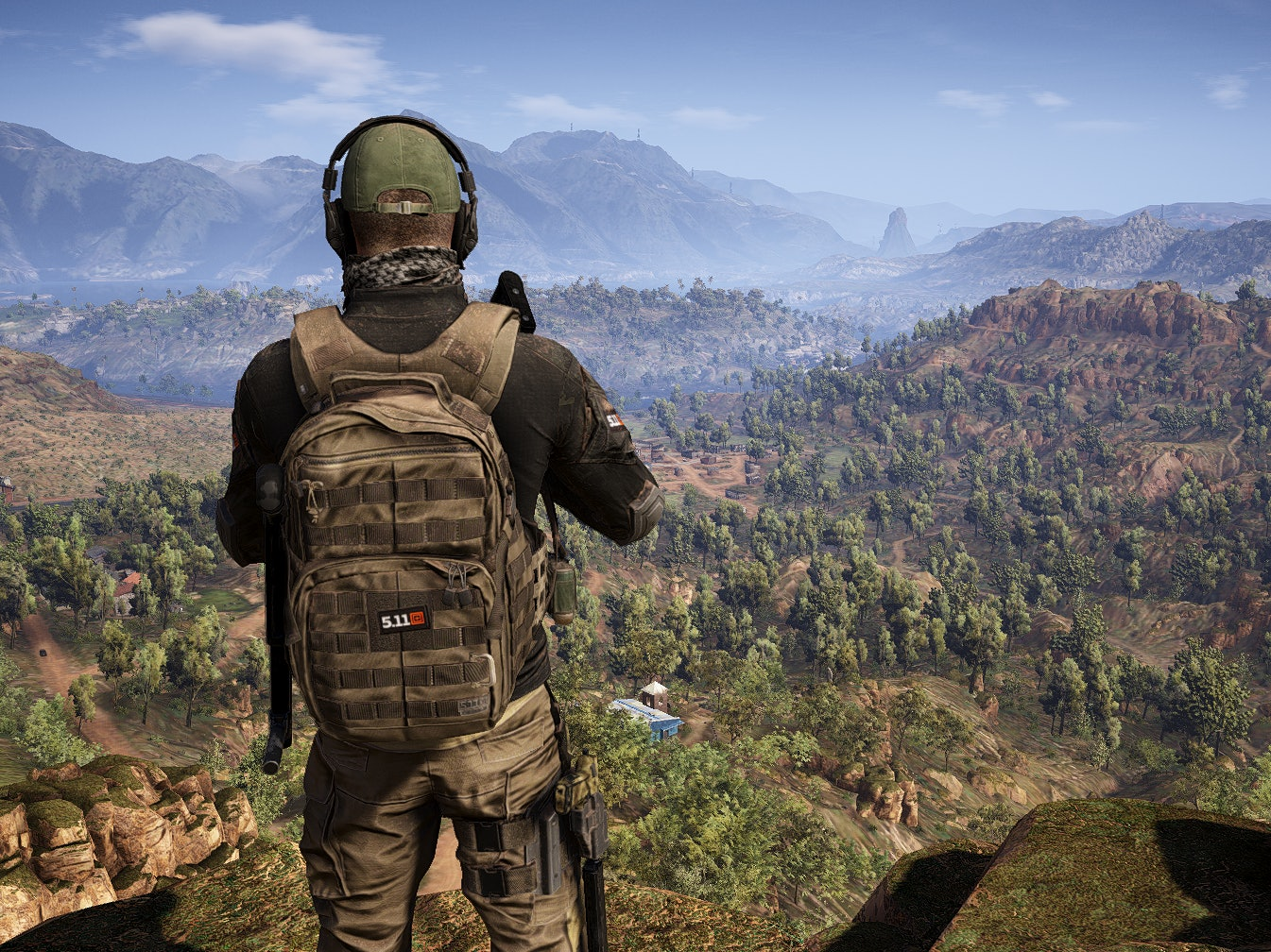 'Ghost Recon Wildlands' Is Best Played With Friends