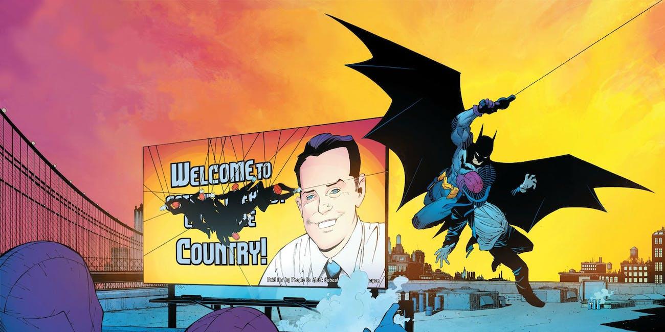 The Batman Matt Reeves Zero Year
