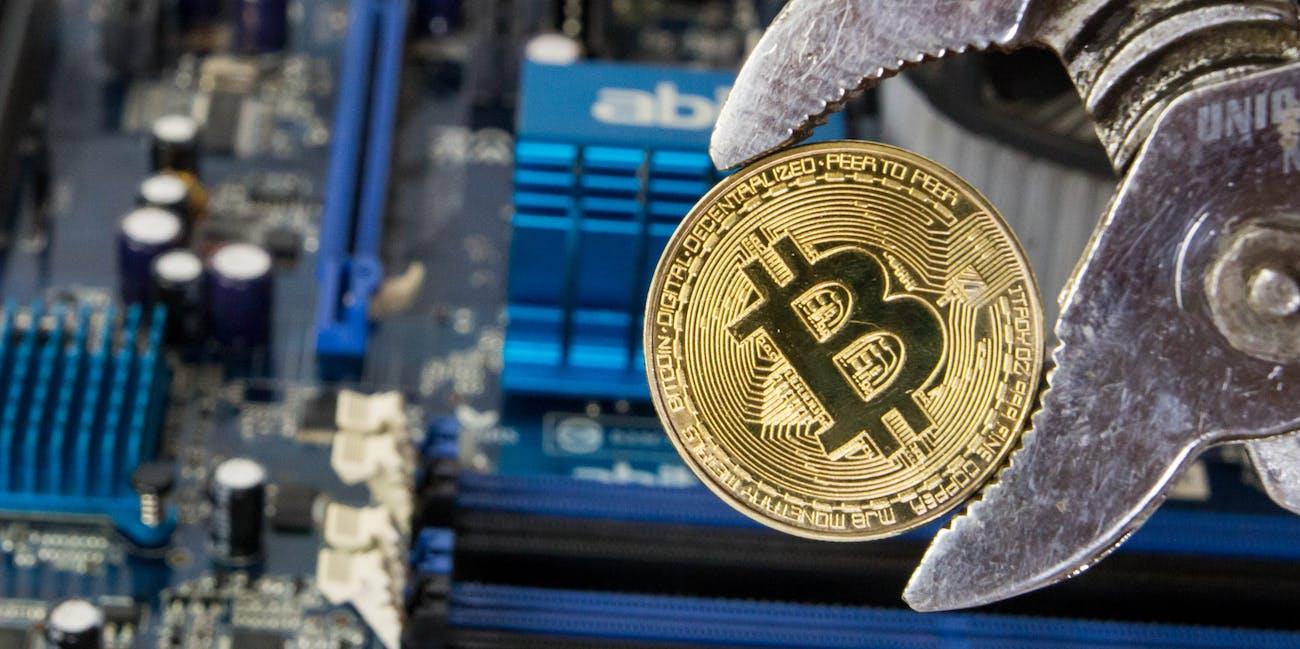 Bitcoin Reparatur