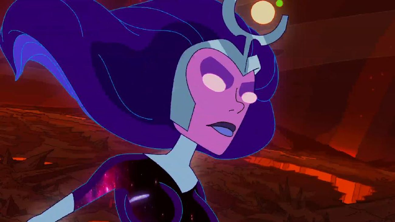 Supernova, the only surviving Vindicator, probably carries a huge grudge on 'Rick and Morty'.