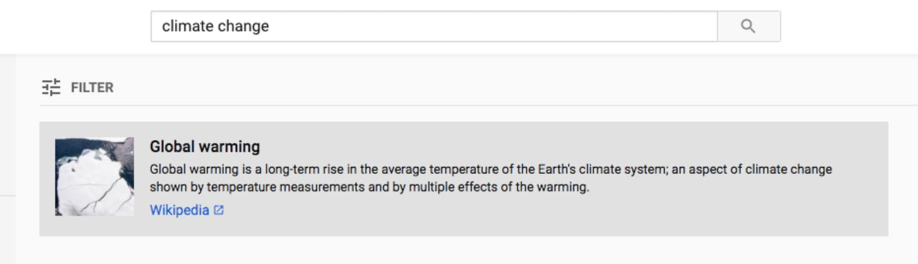 YouTube's Dangerous Role in Climate Change Education