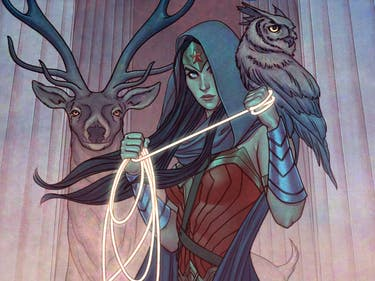 DC's Rebirth Reinvents Wonder Woman's Deadliest Foe, Cheetah