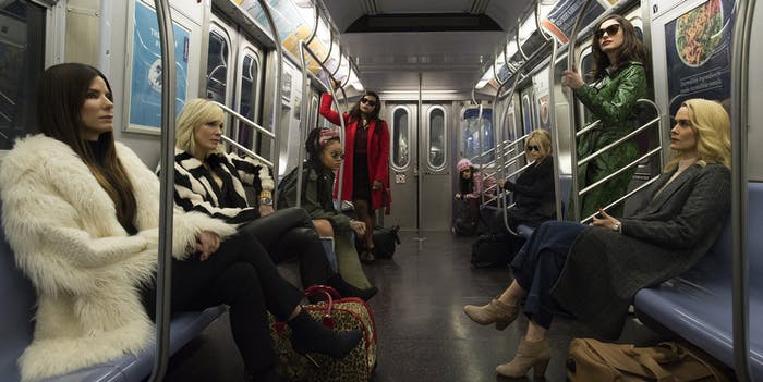'Ocean's 8' offers up the first all-female heist crew for the franchise.