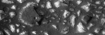 Mars may have had deep basins full of life.