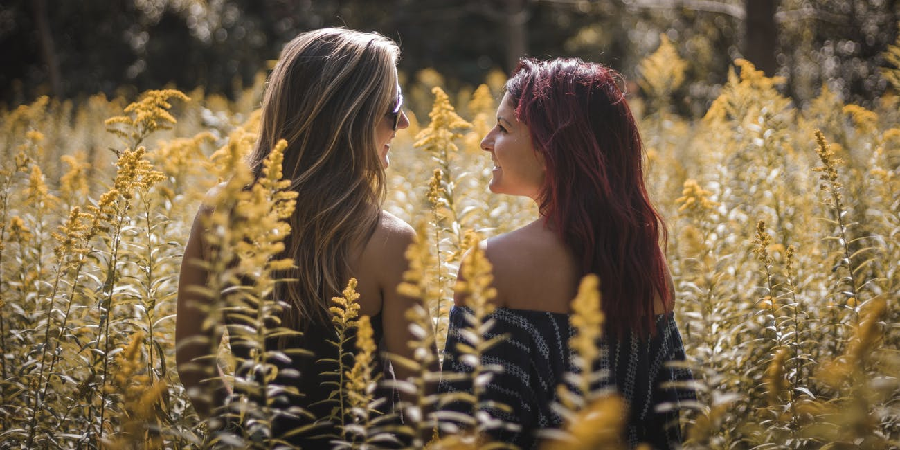 Sexuality isn't just about sex, it also involves attraction and relationships.