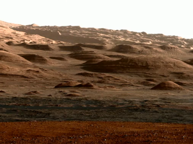 Mars Rocks Are How We Will Find Aliens