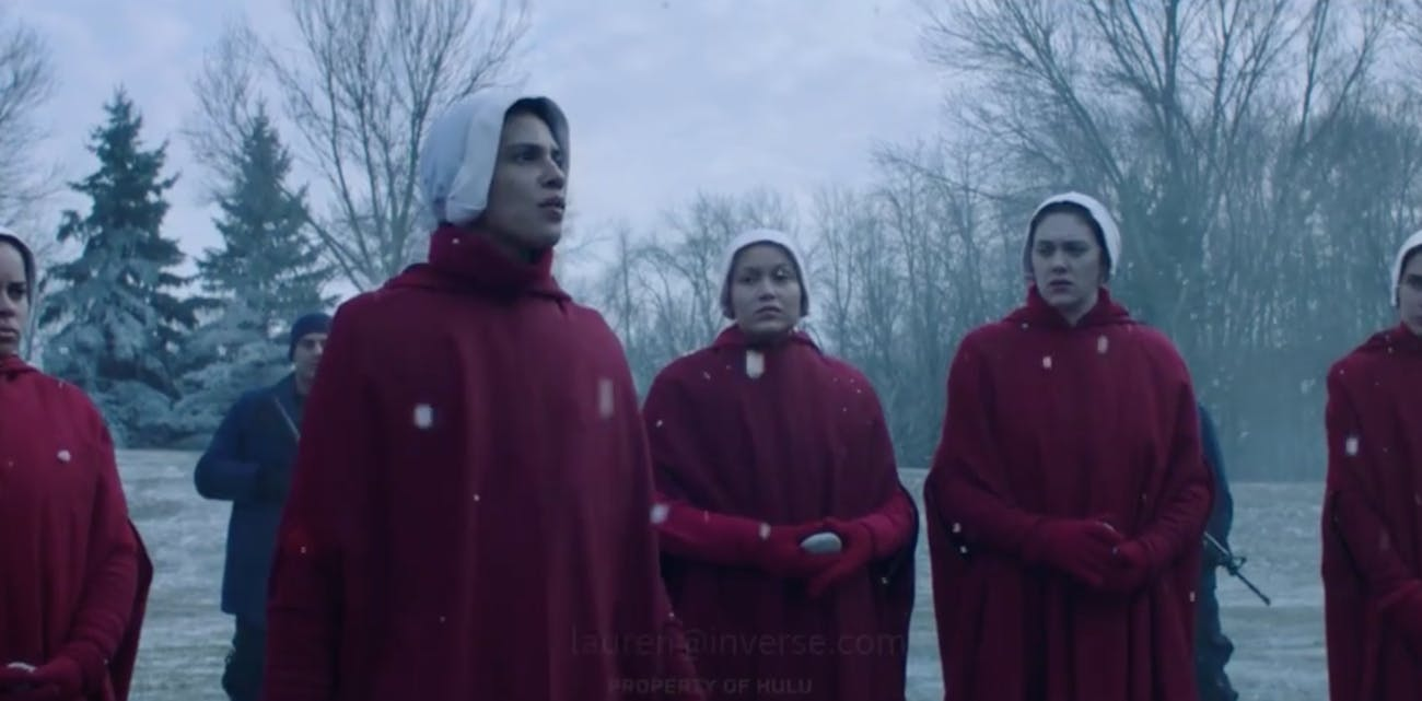 Ofglen in 'The Handmaid's Tale'