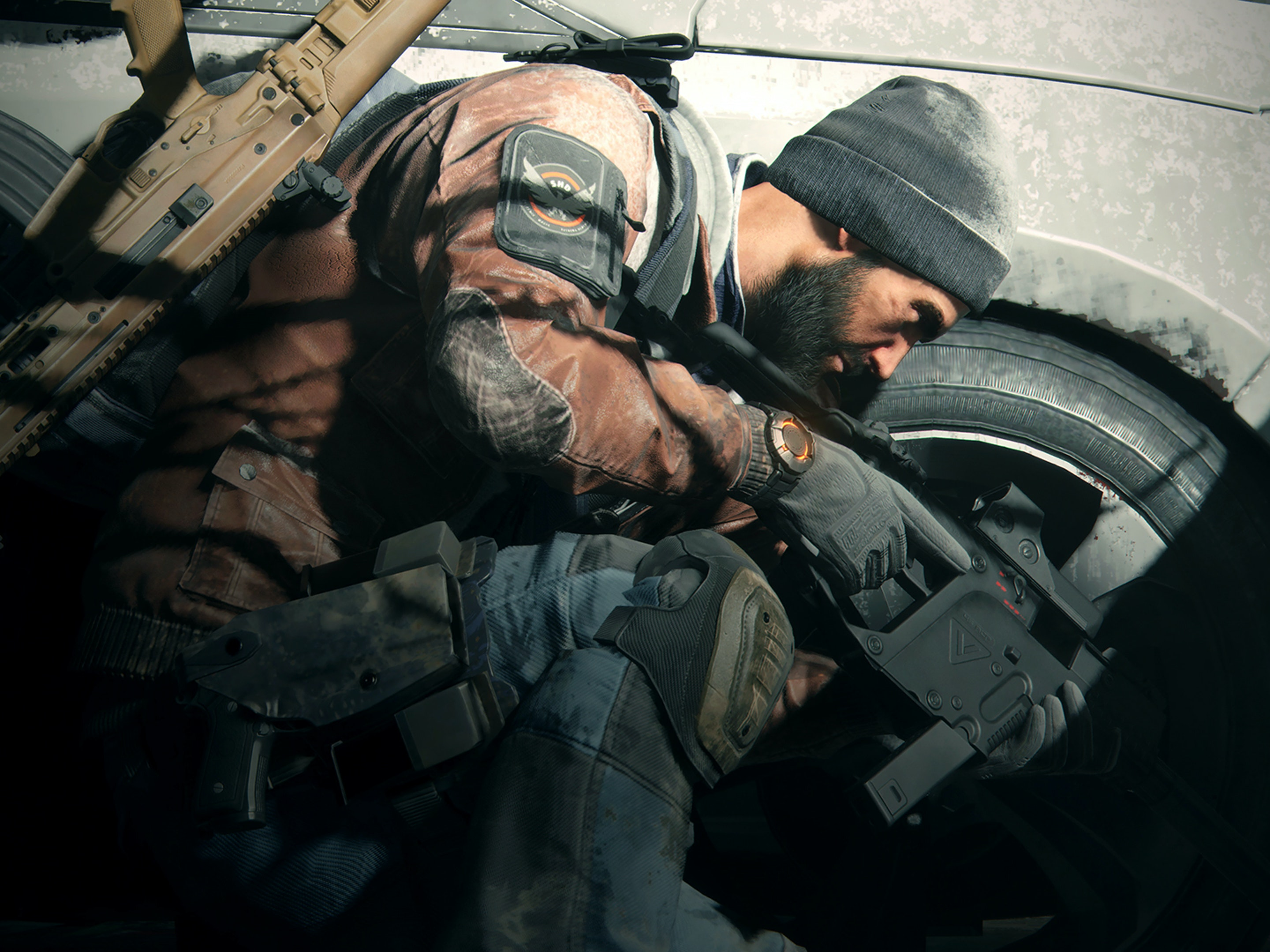 Tom Clancy 39 S 39 The Division 39 Beta Opens On January 28 Inverse