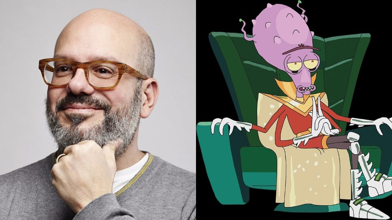 David Cross as Prince Nebulon