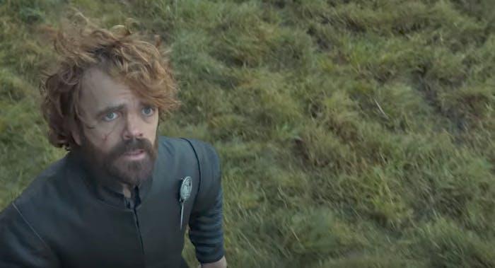 Peter Dinklage as Tyrion in 'Game of Thrones; Season 7'