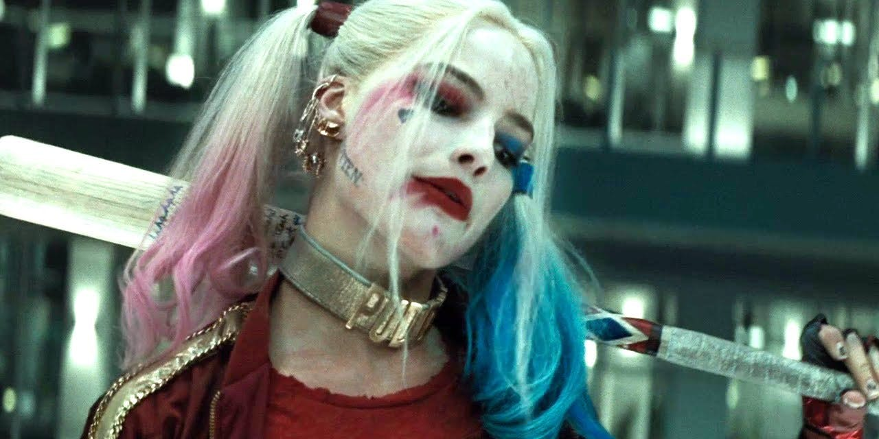 "Margot Robbie as ""Harley Quinn"" in 'Suicide Squad'"