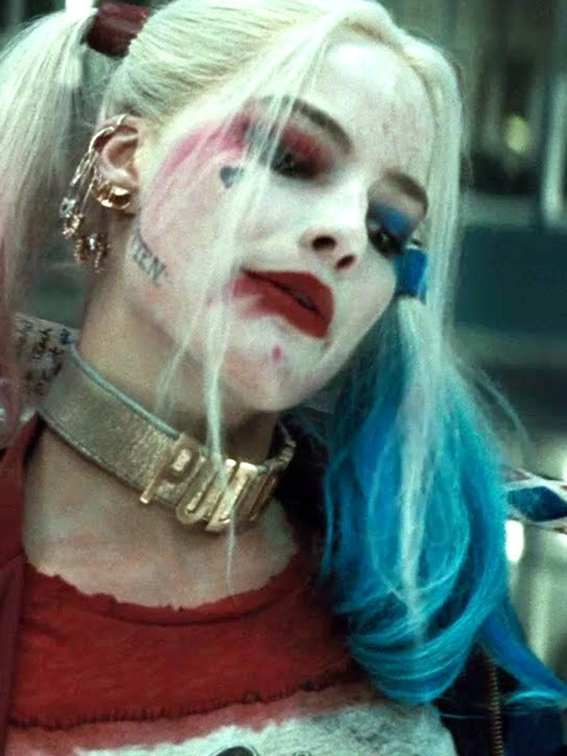 """Margot Robbie as """"Harley Quinn"""" in 'Suicide Squad'"""