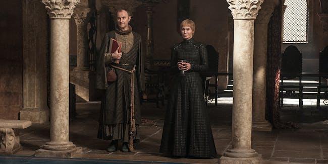 Tycho Nestoris and Cersei Lannister.