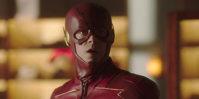 The Flash might have a hard time with this new character's powers.