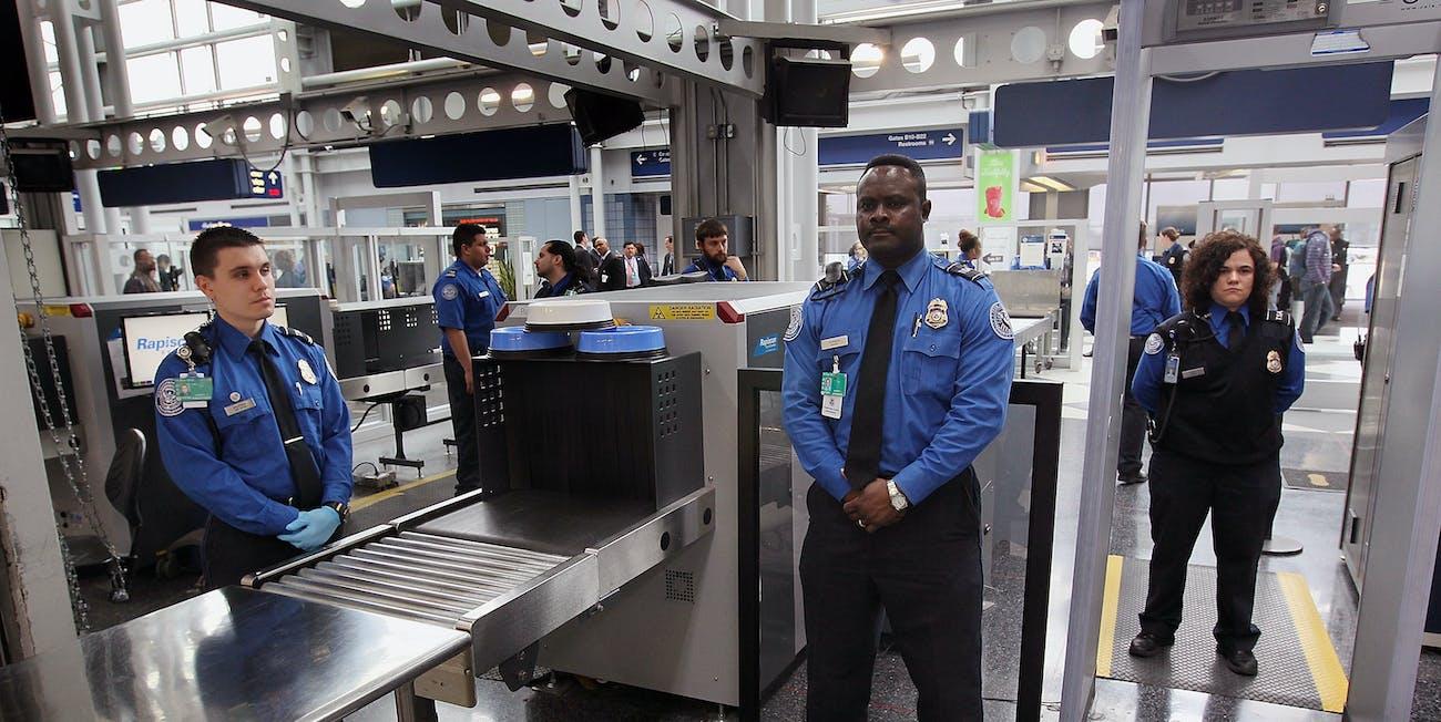 TSA, Transportation Security Administration