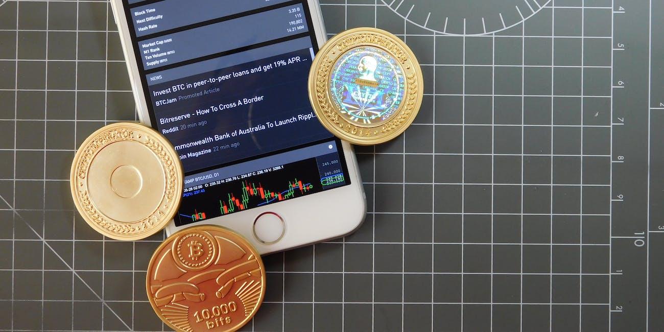 Bitcoin: Crypto Imperator