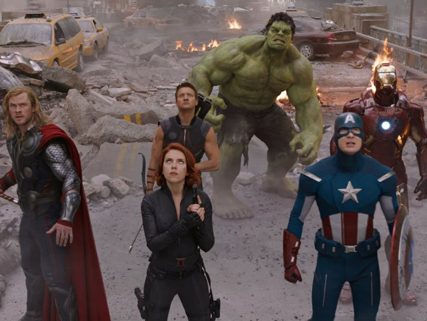 Here's What Happens to All 6 Original Avengers at the End of 'Endgame'