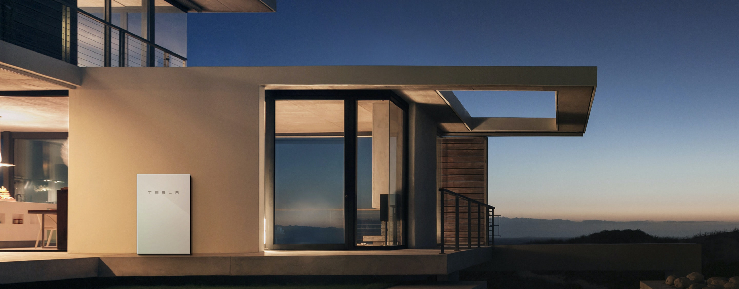 Tesla's Latest Product Uses Solar Energy to Protect Against Power Cuts