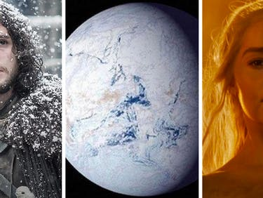 'Game of Thrones' Elements Turned Ancient Earth Into a Snowball