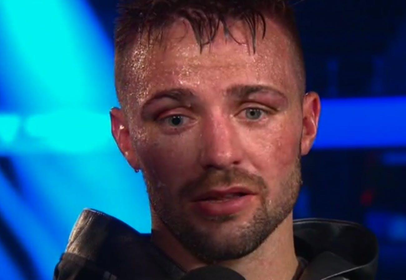 boxing pupil head injury