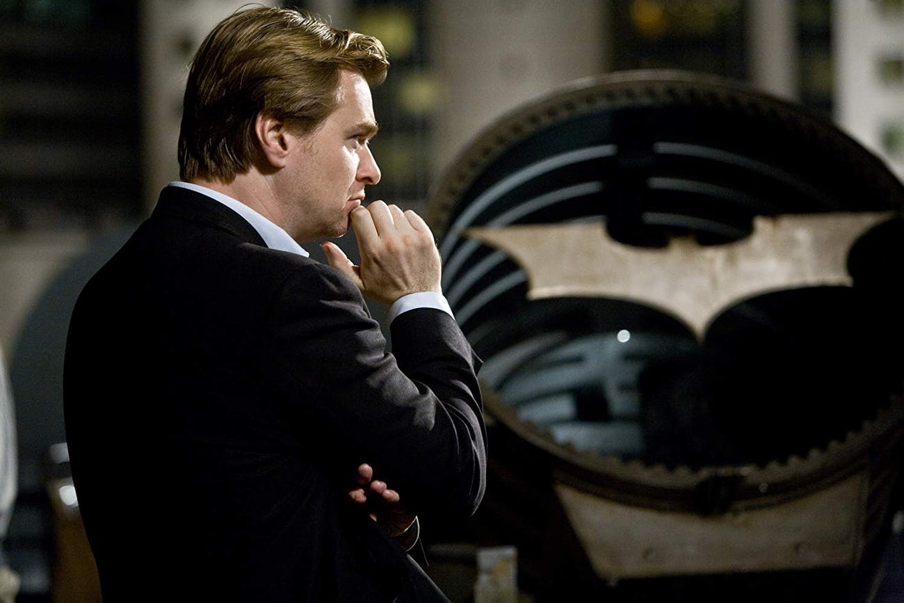 Christopher Nolan Batman The Dark Knight Arrowverse