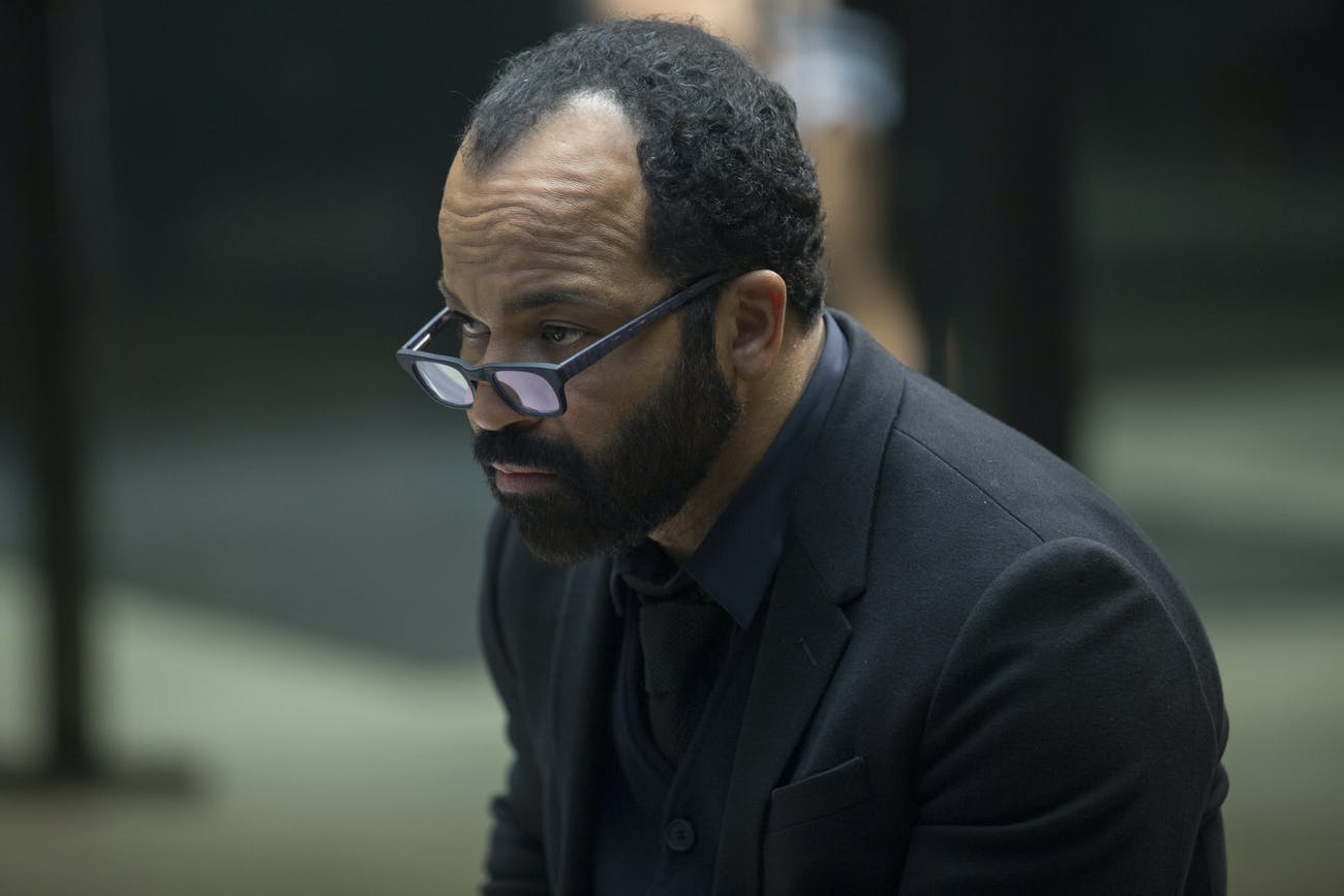 Jeffrey Wright as Arnold/Bernard