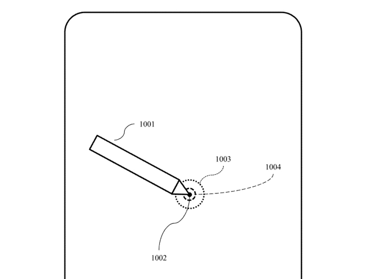 The system as described in the patent application.