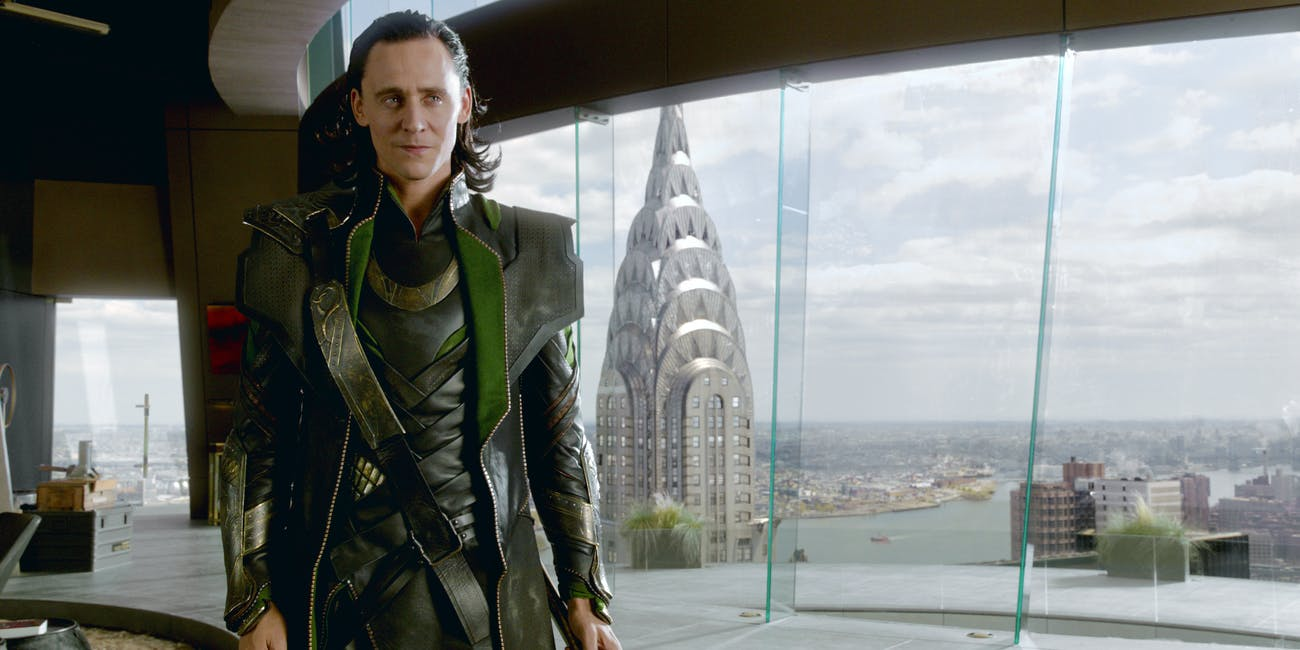 Avengers Loki TV series