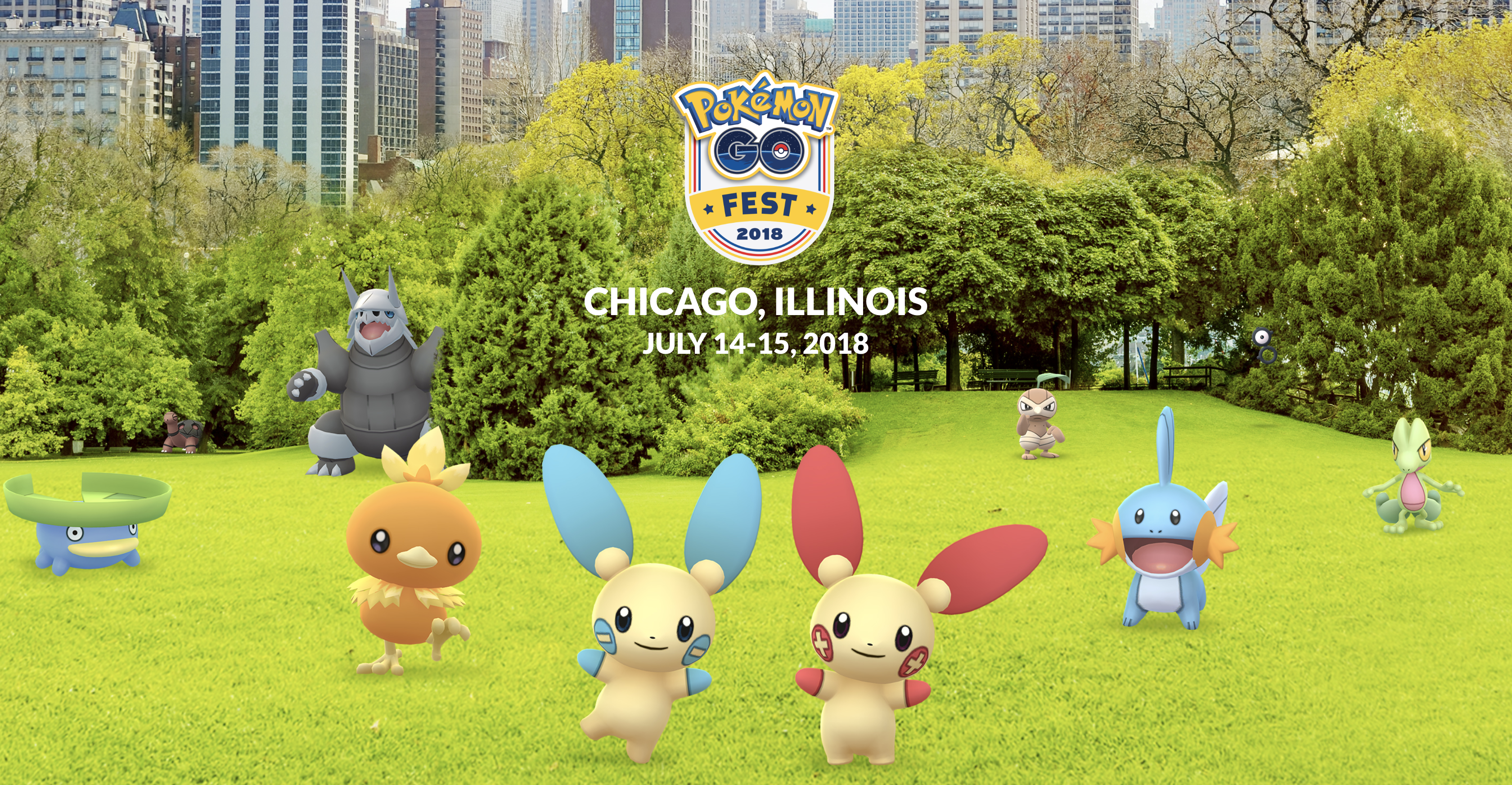 Pokémon GO' Fest 2018: Start Time, Location, Rewards, and More | Inverse