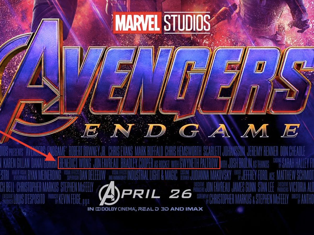 Avengers Endgame Poster Teases 3 Characters Who Survived Infinity