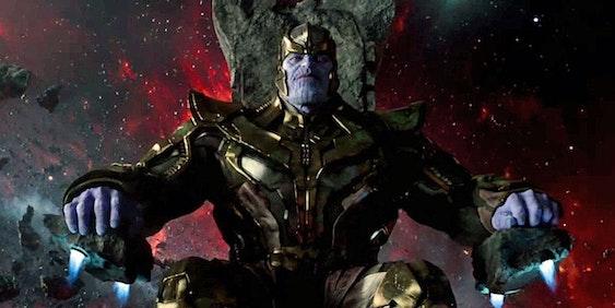 Marvel's Thanos