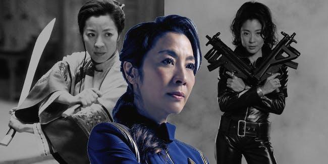 Star Trek Michelle Yeoh