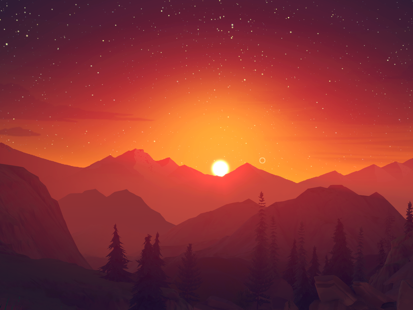 5 Things a 'Firewatch' Movie Needs to Have