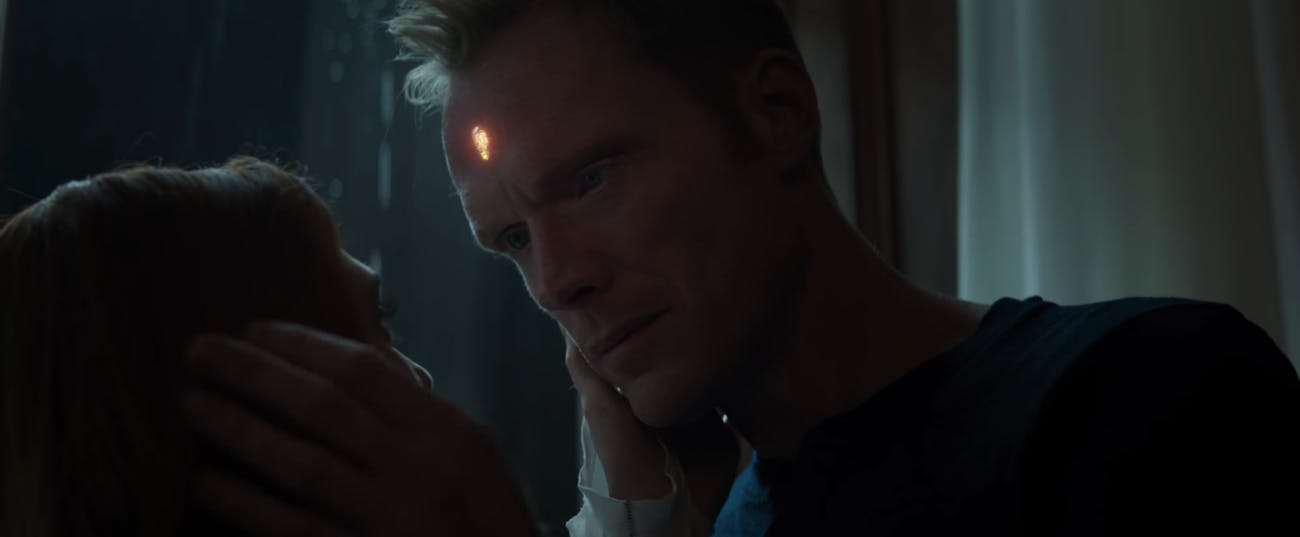 Vision Marvel Avengers Infinity War