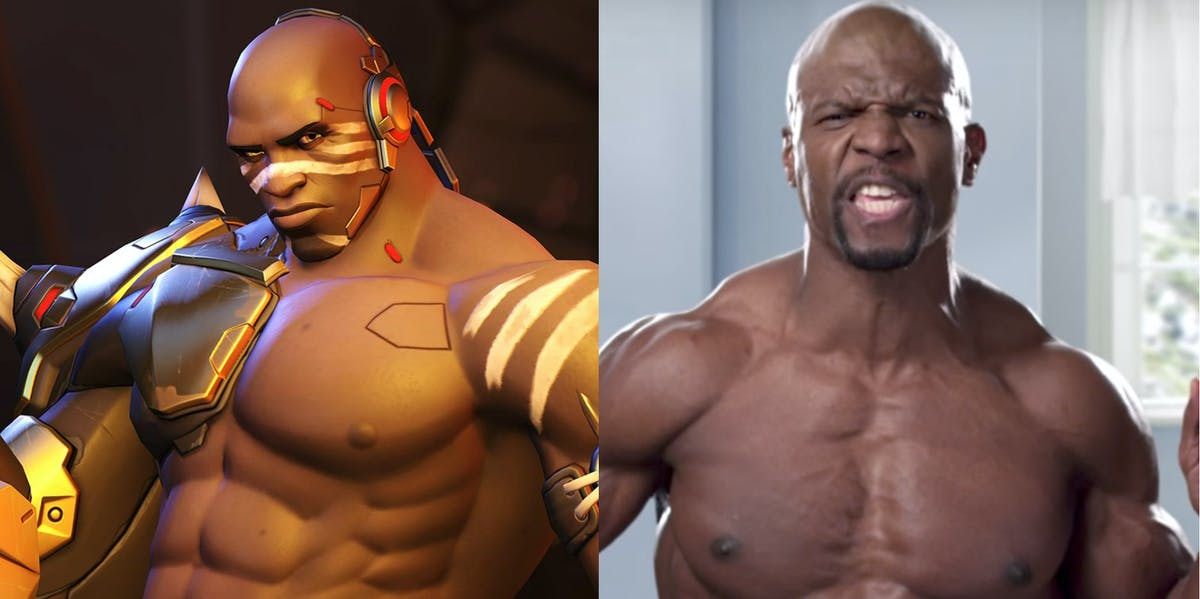 Terry Crews strikes out after performing pec dance at ... |Terry Crews Nfl