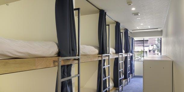 kyoto, hostel