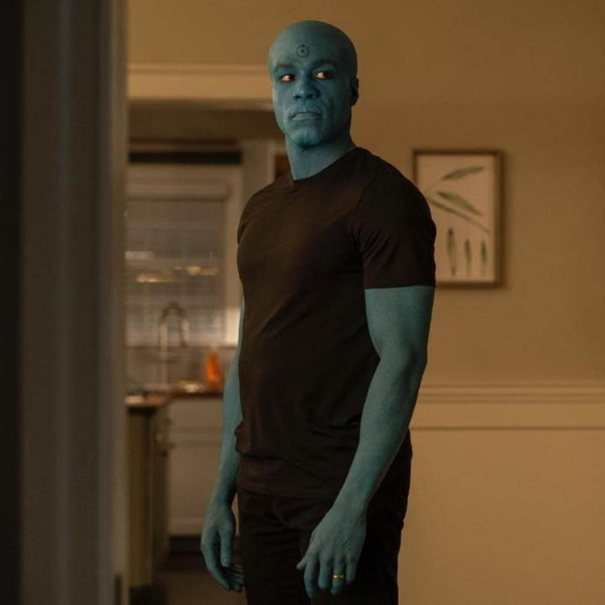 How 'Watchmen' Episode 8 put a new spin on Doctor Manhattan
