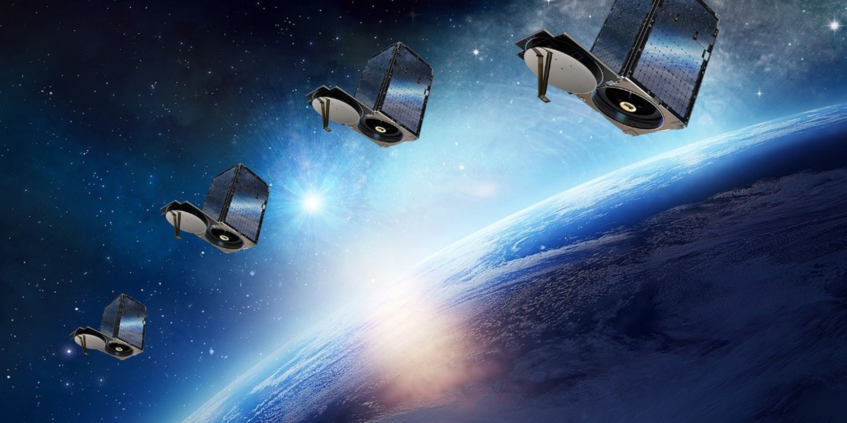 Google launched addition satellites as part of its SkySat program.