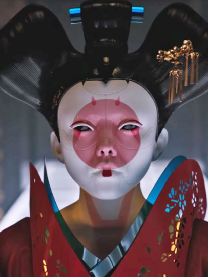 The 'Ghost in the Shell' movie is all about biohacking.