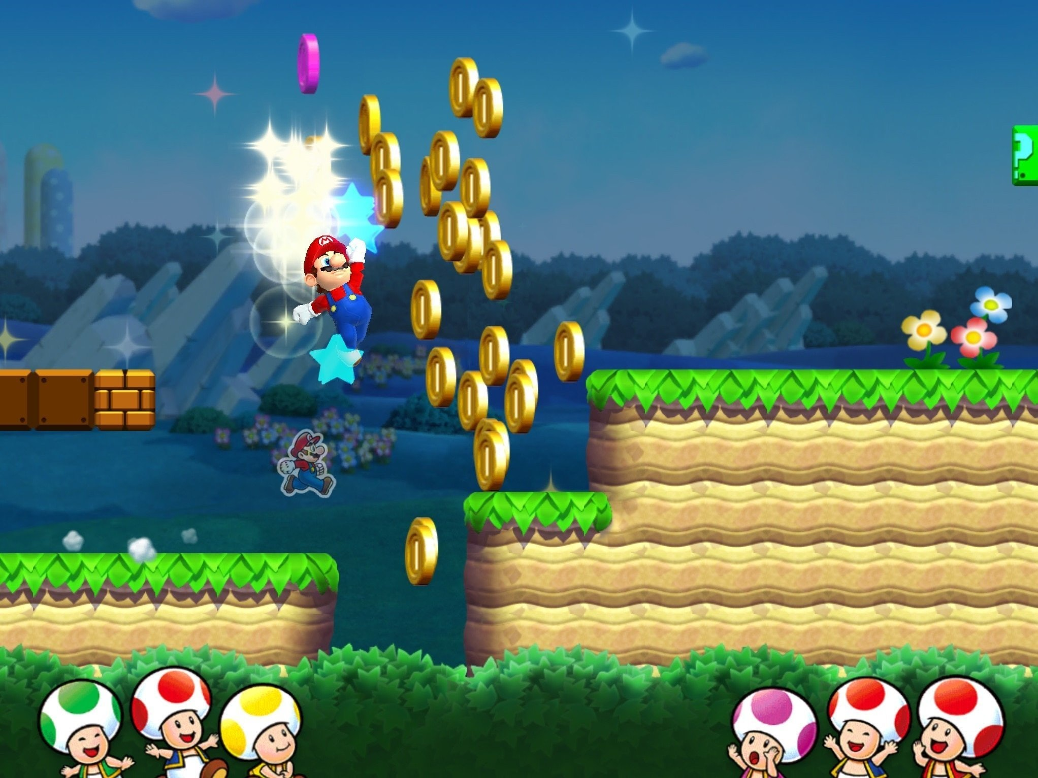How to Win at Toad Rally in 'Super Mario Run'